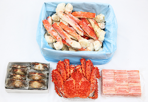 Seafood:Frozen Seafoods | Products | Day-Lee Foods Food Distributor